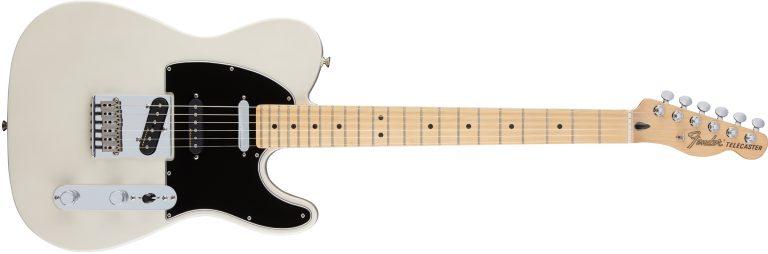 Fender Deluxe Nashville Telecaster ขายราคาพิเศษ
