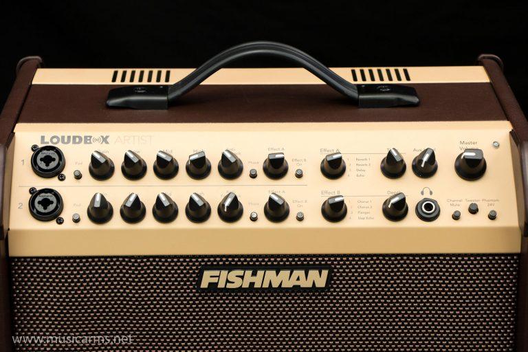 Fishman Artist 120w ขายราคาพิเศษ