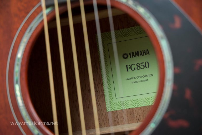 Soundhole FG850 ขายราคาพิเศษ
