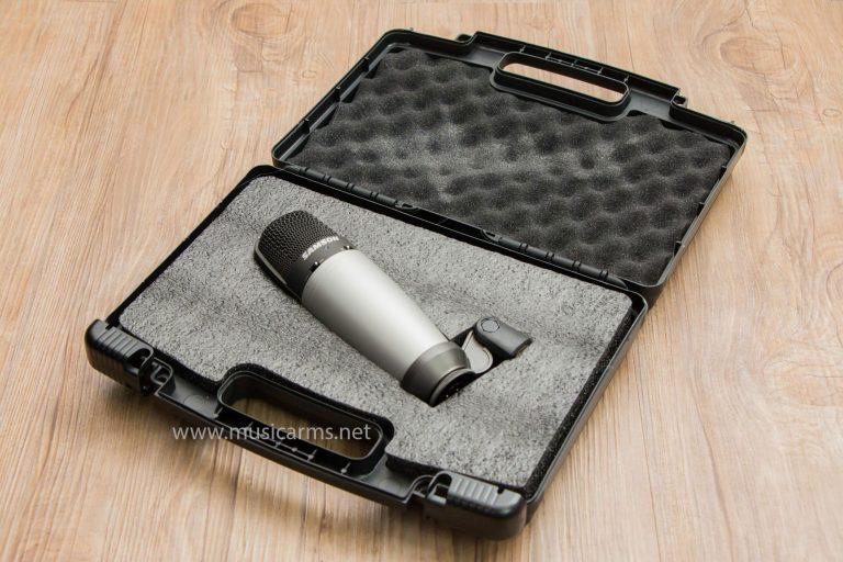 Samson C03 Studio Condenser Microphone ขายราคาพิเศษ