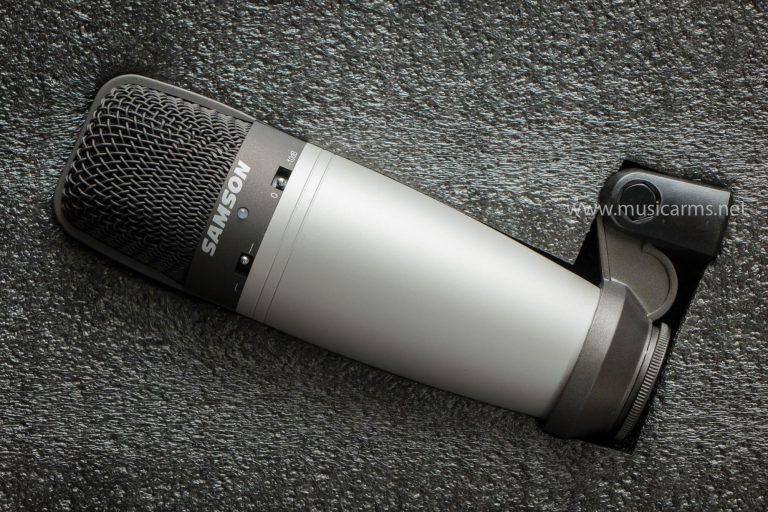Samson C03U Multi-Pattern USB Studio Condenser ขายราคาพิเศษ