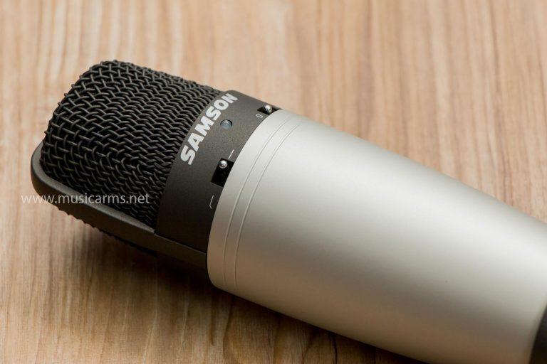 C03 Multi-Pattern Condenser Microphone ขายราคาพิเศษ