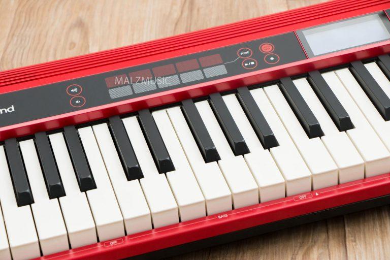 Roland Go : Keys 61 Key Digital Keyboard - Red ขายราคาพิเศษ