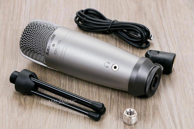 Samson C01U Pro Condenser Microphone ขายราคาพิเศษ