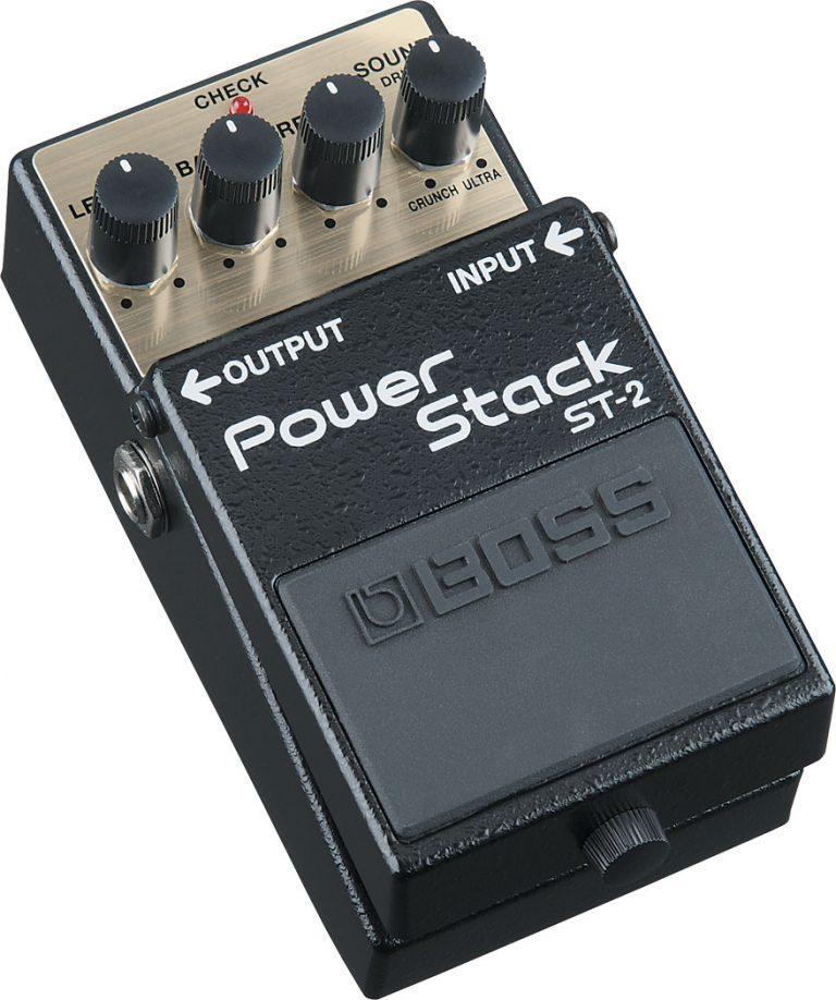 Boss ST-2 Power Stack ขายราคาพิเศษ