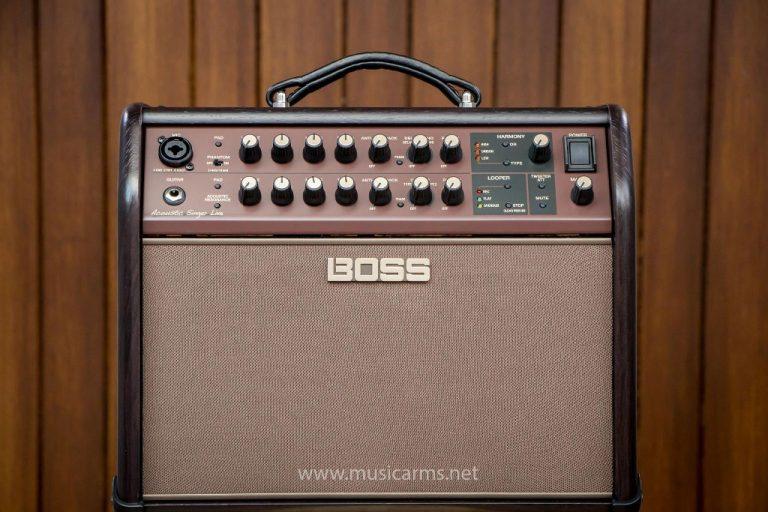 ด้านหน้า Boss Acoustic Singer Live ขายราคาพิเศษ