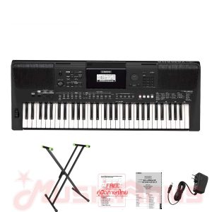 Cover-keyboard Yamaha psr-e463 คีย์บอร์ด
