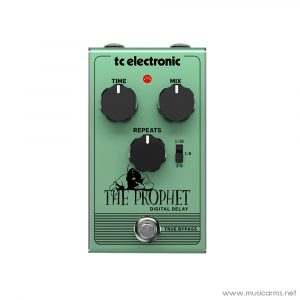 Face cover TC-Electronic-The-Prophet-Digital-Delay