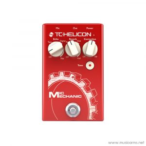 Face cover TC-Helicon-Mic-Mechanic-2