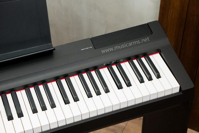 Yamaha P125 เปียโนไฟฟ้า ขายราคาพิเศษ