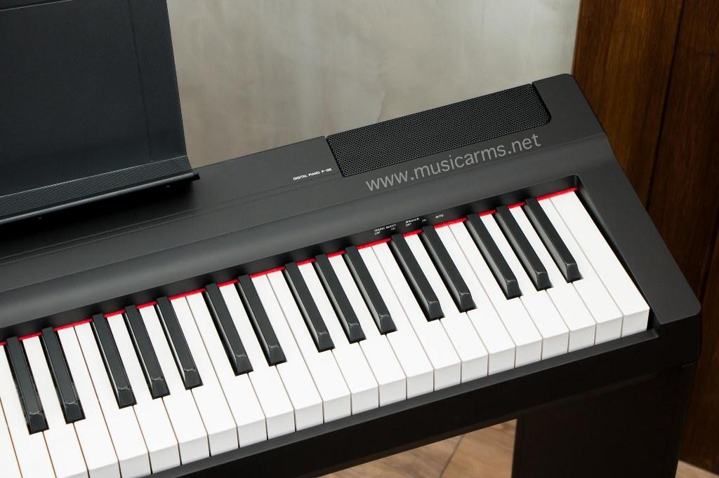 Yamaha P125 เปียโนไฟฟ้า
