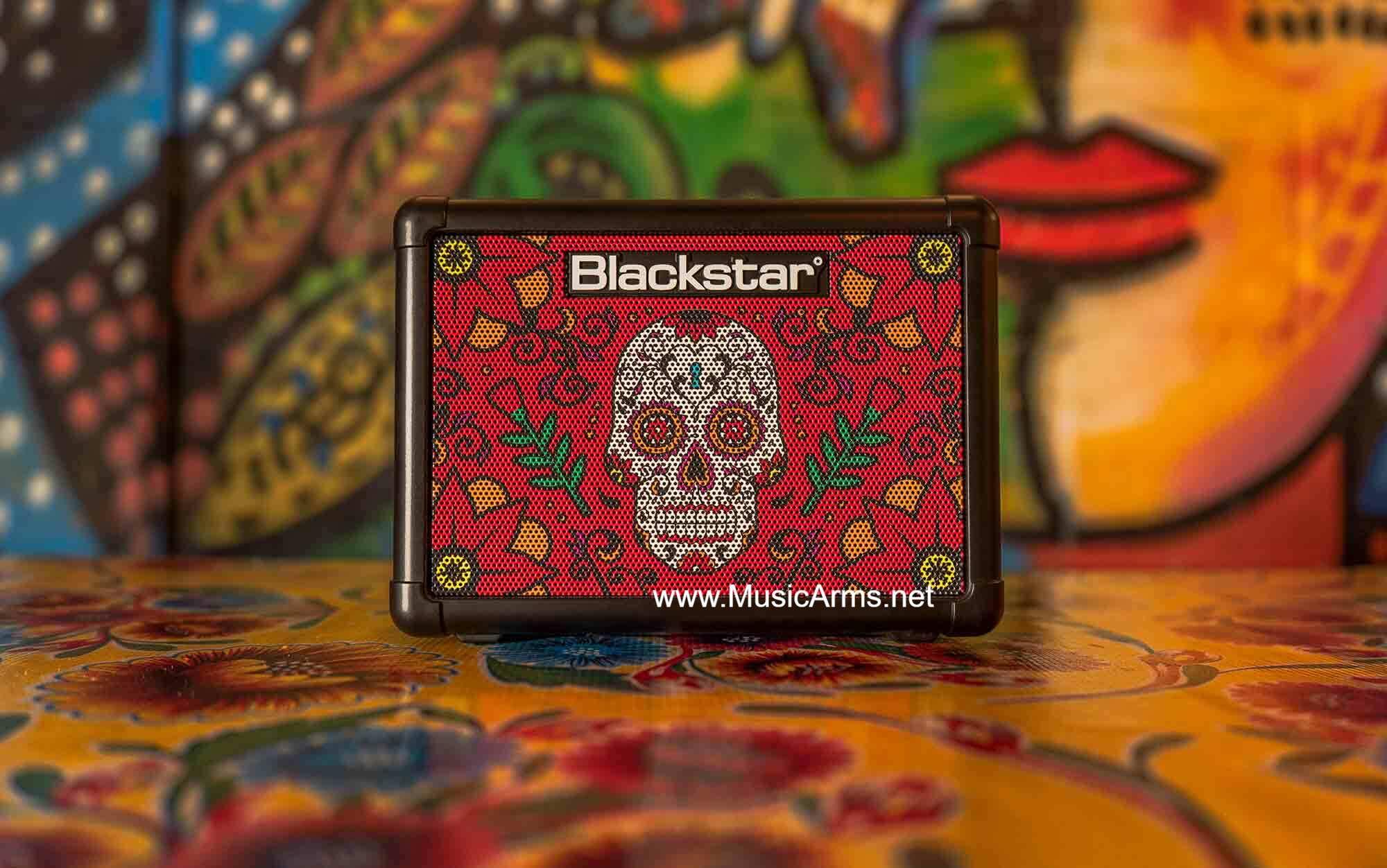 fly 3 sugar skull blackstar
