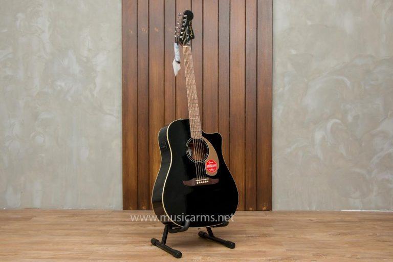 กีต้าร์ Fender Redondo Player Jetty Black ขายราคาพิเศษ
