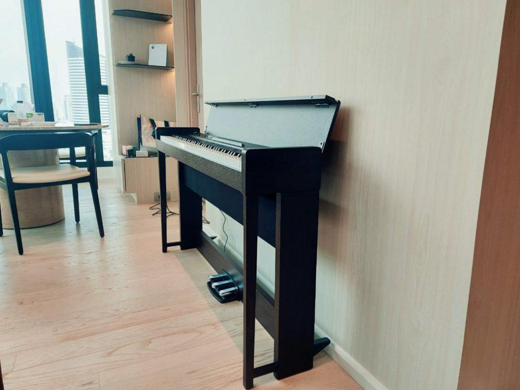 เปียโนไฟฟ้าKorg C1 air brow ขอขอบคุณลูกค้า