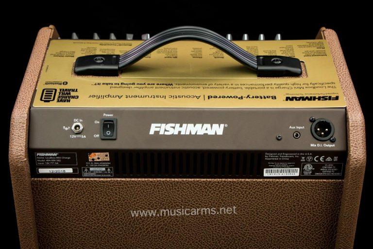 ด้านบน Fishman Loudbox Mini Charge ขายราคาพิเศษ