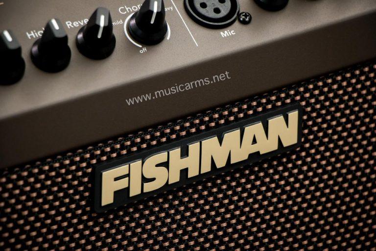 Fishman Loudbox Mini Charge Logo ขายราคาพิเศษ