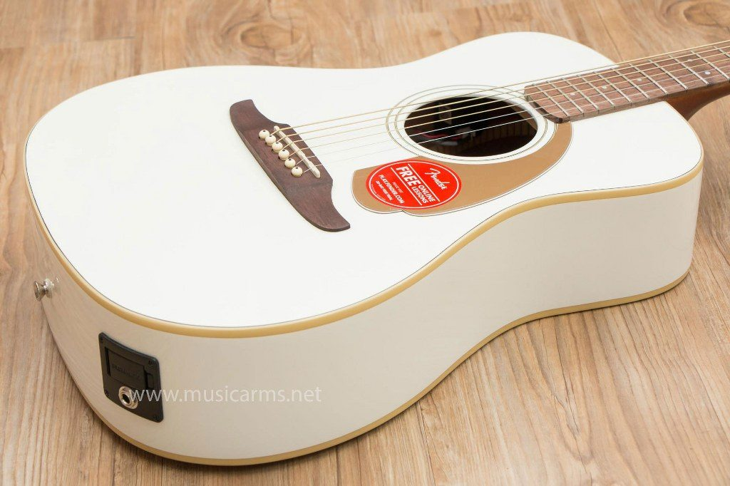 Fender Malibu Player body