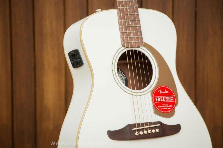 Fender Malibu Player guitar ขายราคาพิเศษ