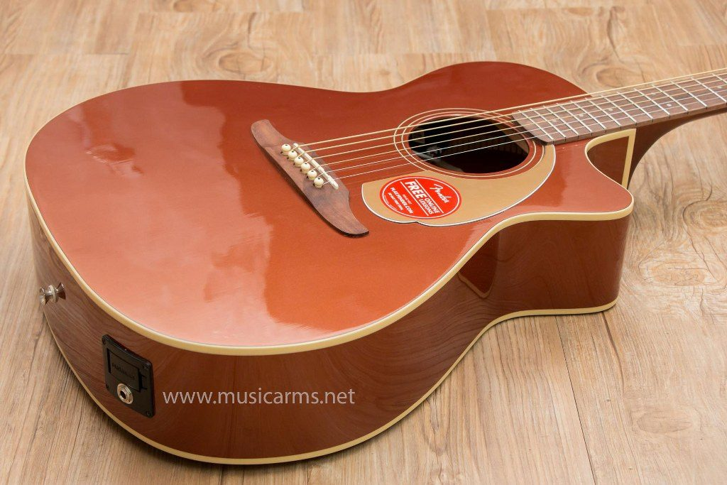 Fender Newporter Player guitar