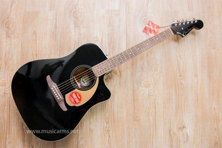 Fender Redondo Player Jetty Black ขายราคาพิเศษ