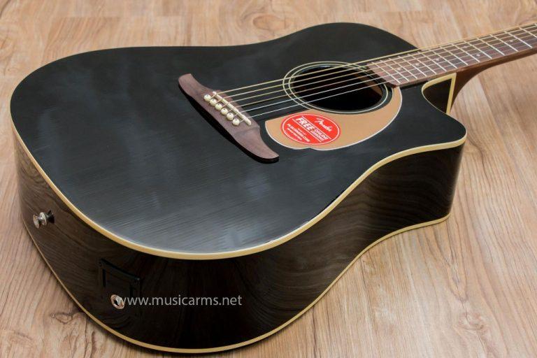 Fender Redondo Player Jetty Black guitar ขายราคาพิเศษ