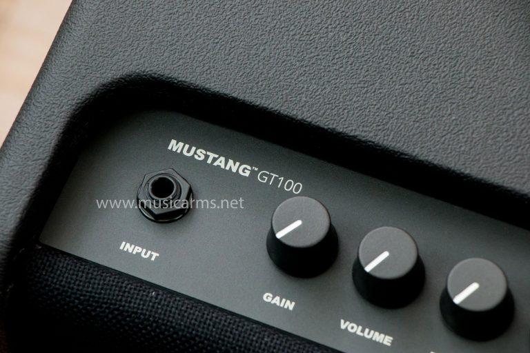 Mustang GT100 ขายราคาพิเศษ