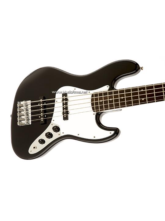 Squier Affinity Series Jazz Bass Vดำ ขายราคาพิเศษ