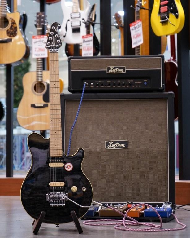 Showcase Sterling AX40D