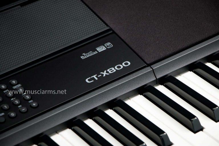 คีย์บอร์ด Casio CT-X800 ขายราคาพิเศษ