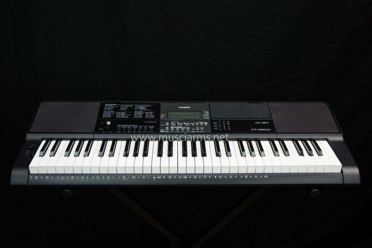 Casio CT-X800 ขายราคาพิเศษ