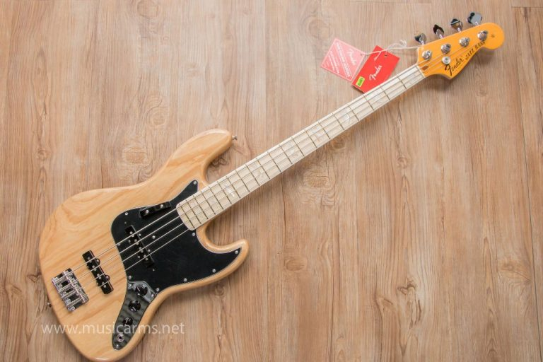 Fender American Original '70s Jazz Bass ขายราคาพิเศษ