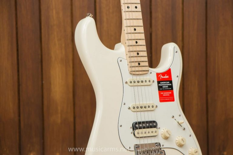 Fender American Pro Stratocater HSS Shaw ขายราคาพิเศษ