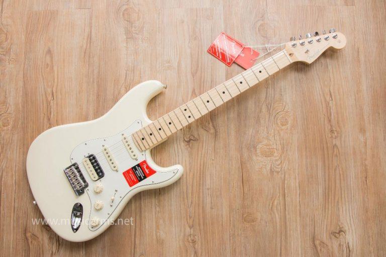 Fender American Pro Stratocater HSS ShawBucker กีต้าร์ ขายราคาพิเศษ