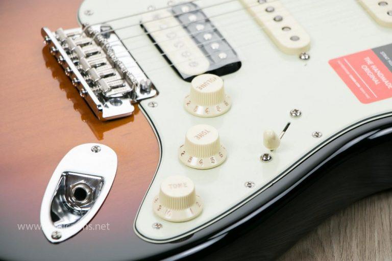 Fender American Pro Stratocater HSS ShawBucker control ขายราคาพิเศษ