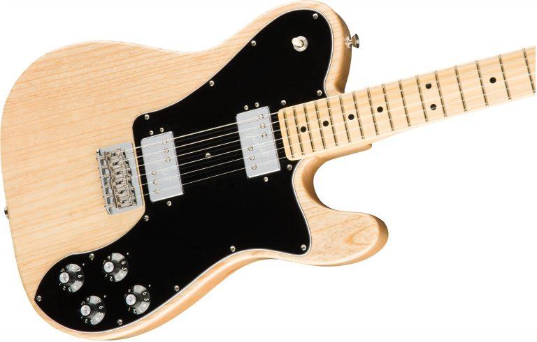 Fender American Professional Deluxe ShawBucker Telecaster ขายราคาพิเศษ