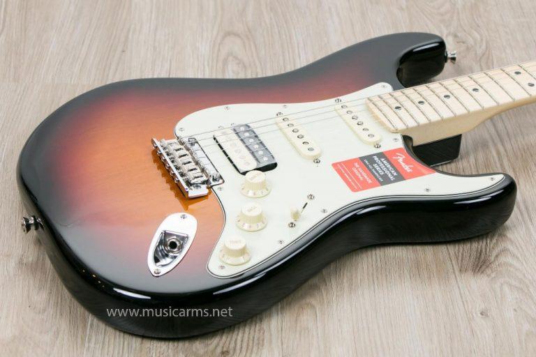 Fender American Professional Stratocater HSS ShawBucker body ขายราคาพิเศษ