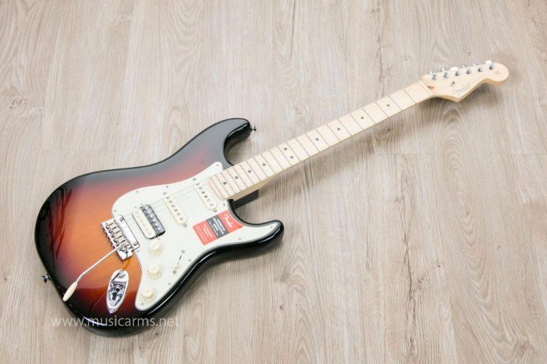 Fender American Professional Stratocater HSS ShawBucker sunburst ขายราคาพิเศษ