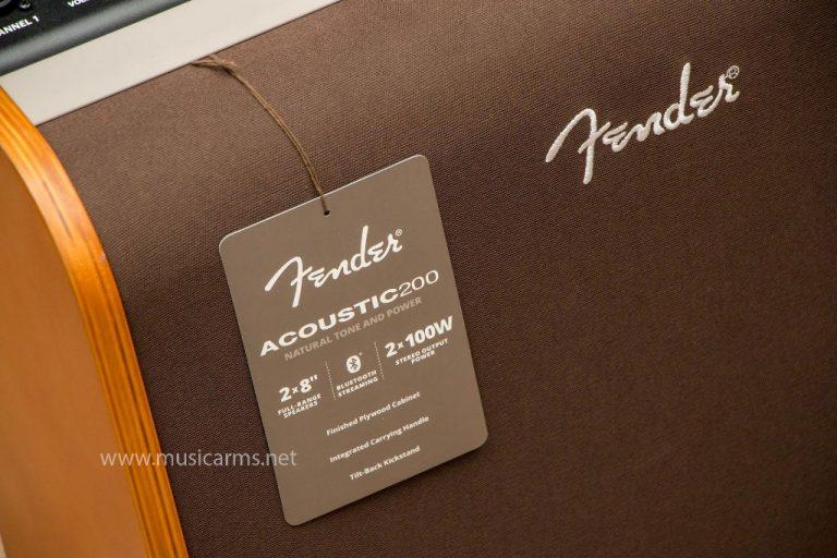 แอมป์ Fender Acoustic 200 ขายราคาพิเศษ