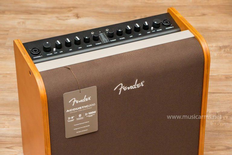 แอมป์กีต้าร์โปร่ง Fender Acoustic 200 ขายราคาพิเศษ