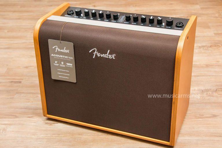 Fender Acoustic 100 แอมป์ ขายราคาพิเศษ
