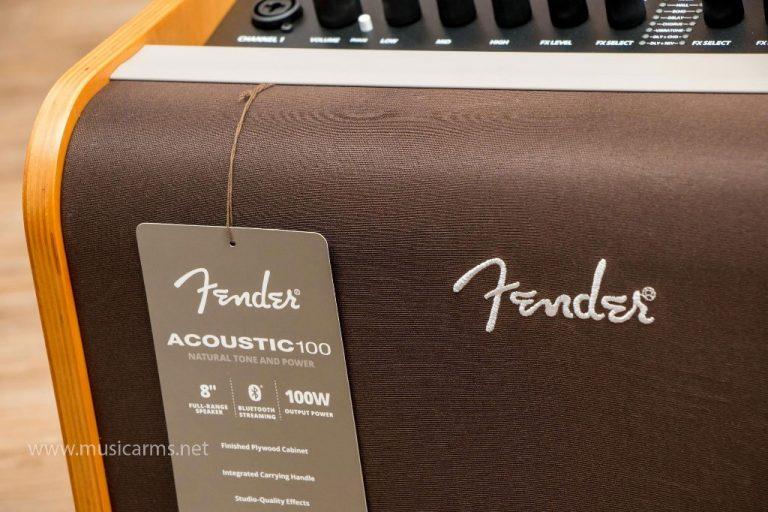 Fender Acoustic 100 แอมป์กีต้าร์ ขายราคาพิเศษ