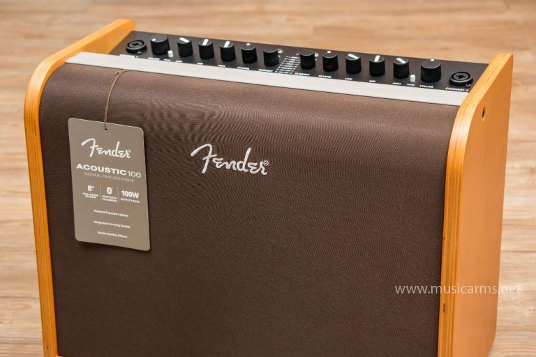 Fender Acoustic 100 ด้านหน้า ขายราคาพิเศษ
