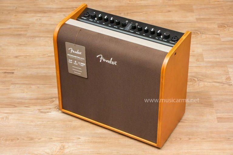 Fender Acoustic 200 ขายราคาพิเศษ