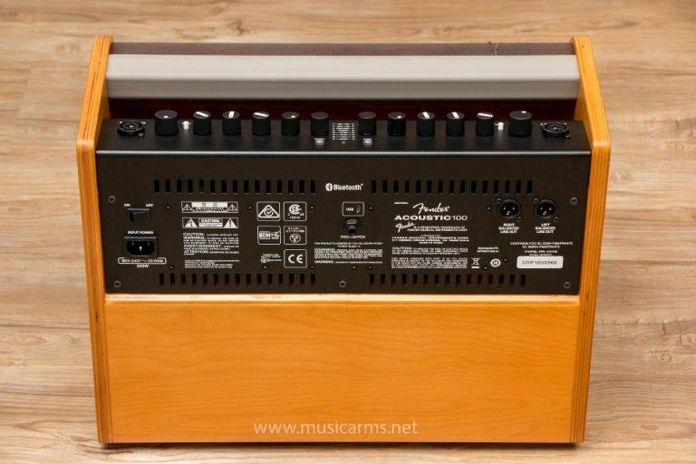 Fender Acoustic 200 ปุ่มคอนโทรล ขายราคาพิเศษ
