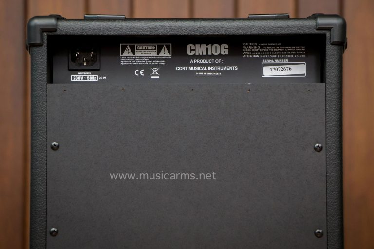 ตู้แอมป์ Cort CM10G ขายราคาพิเศษ
