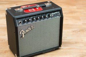 รีวิวแอมป์กีต้าร์ไฟฟ้า Fender รุ่น Champion 20