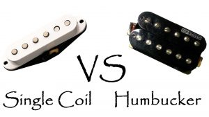 มารู้จักปิ๊กอัพ Single Coil และ Humbucker กันเถอะ