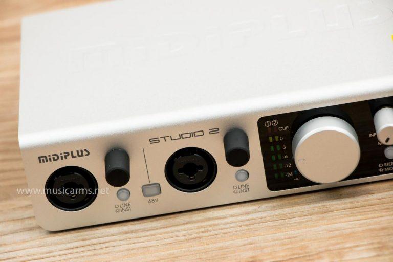 in put Midiplus Studio 2 ขายราคาพิเศษ
