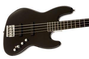 รีวิวเบสไฟฟ้า Squier รุ่น Deluxe Active Jazz Bass