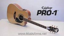 Yamaha FSX-315C VS Epiphone PRO-1 ULTRA